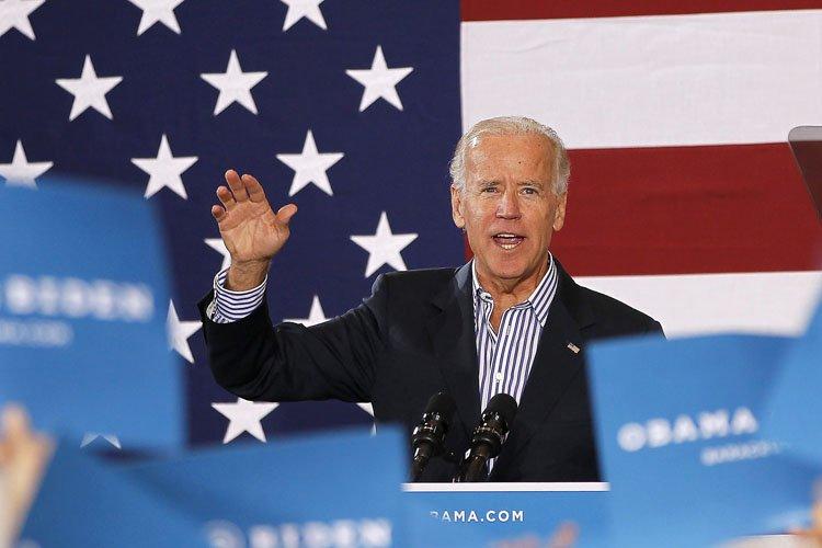 Joe Biden... (Photo: AP)
