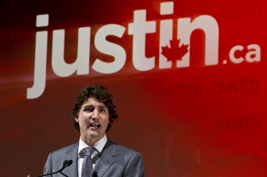 Justin Trudeau.... (La Presse Canadienne)