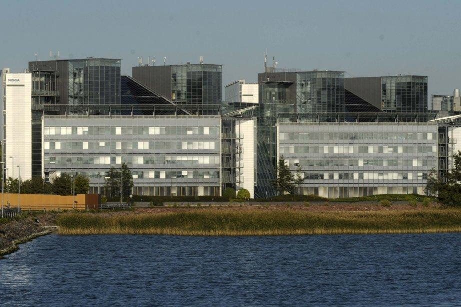 Le siège de Nokia, surnommé «Nokia House», un... (Photo Reuters)