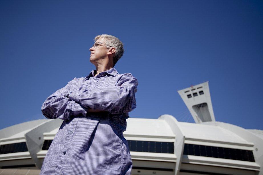Le directeur général de la Fédération québécoise d'athlétisme,... (Photo: Marco Campanozzi, La Presse)