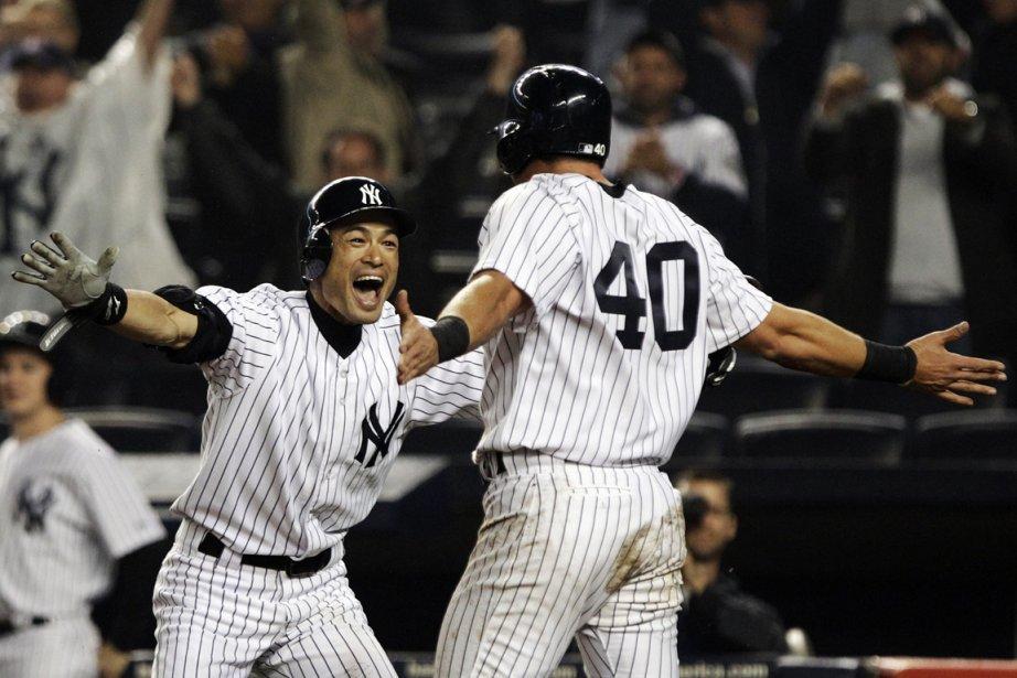 Les Yankees de New York ont battu les... (Photo: AP)