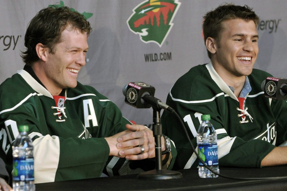 Le Wild du Minnesota avait annoncé en grande... (Photo: AP)