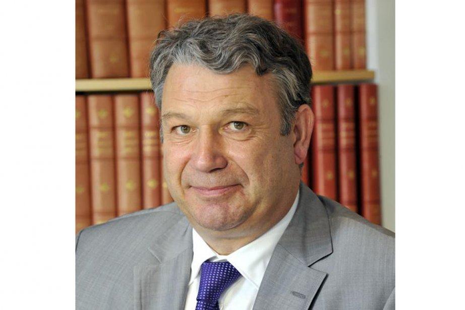 Dominique Lefebvre est président de la Fédération nationale... (Photo fournie.)