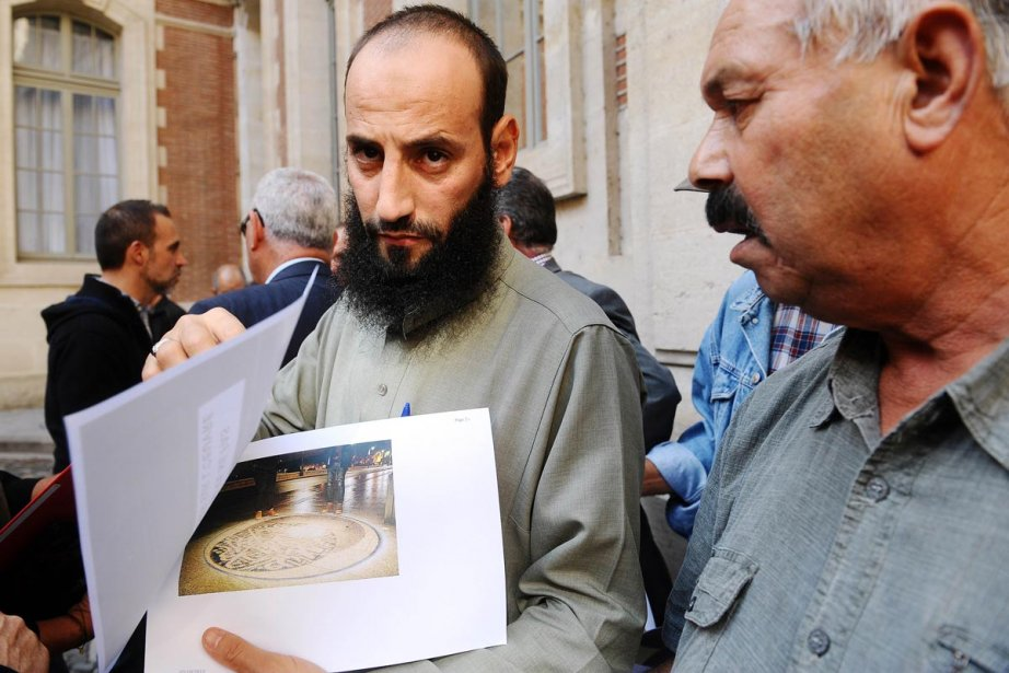 Un festival de création contemporaine et l'artiste marocain... (Photo: AFP)