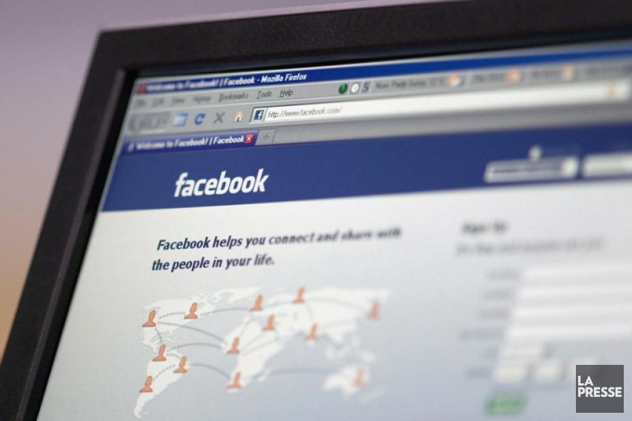 Facebook a évité lundi une nouvelle gaffe sur la protection des... (Photo: PC)
