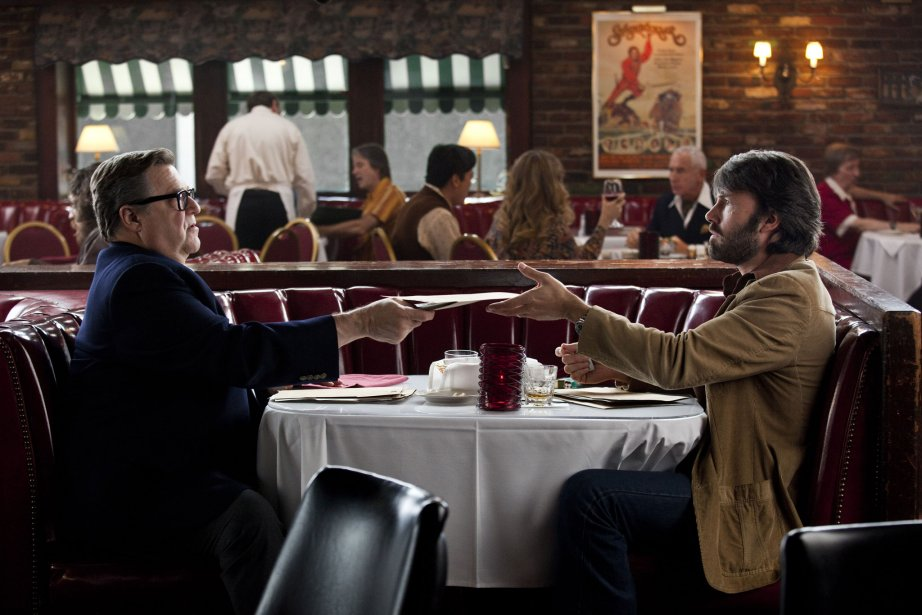 Une scène d'Argo... (Media Films)