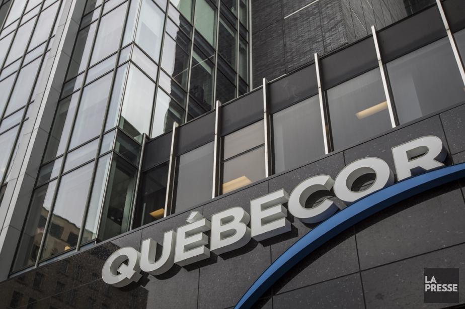 Québecor ( (Photo Olivier Pontbriand, La Presse)