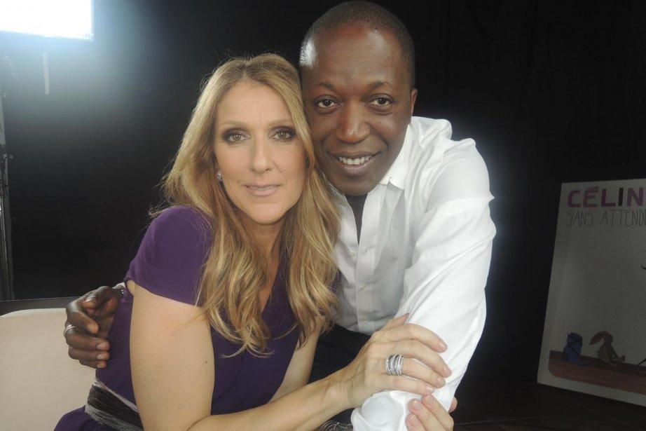 Céline Dion et Herby Moreau... | 2012-10-04 00:00:00.000