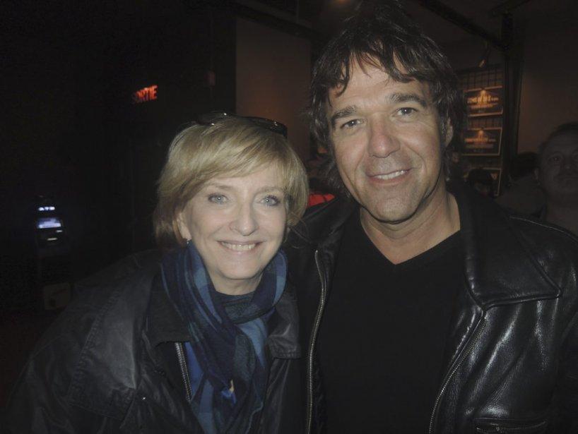 Anne-Marie Dussault et Yves Desgagnés. | 4 octobre 2012