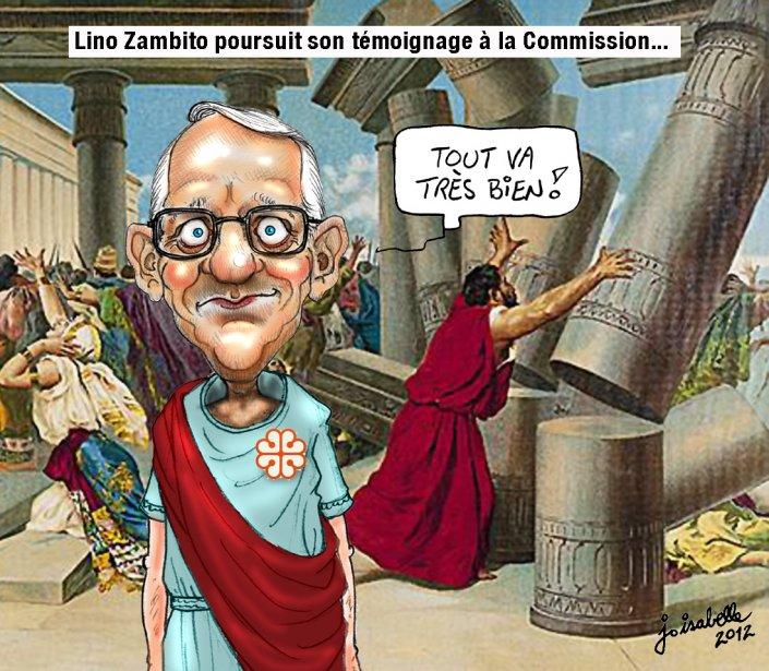 Caricature du 4 octobre | 4 octobre 2012