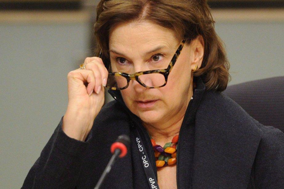 La commissaire à la protection de la vie... (Photo Sean Kilpatrick, La Presse Canadienne)
