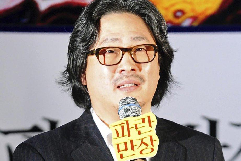 Le réalisateur sud-coréen  Park Chan-wook... (Photo: AP)