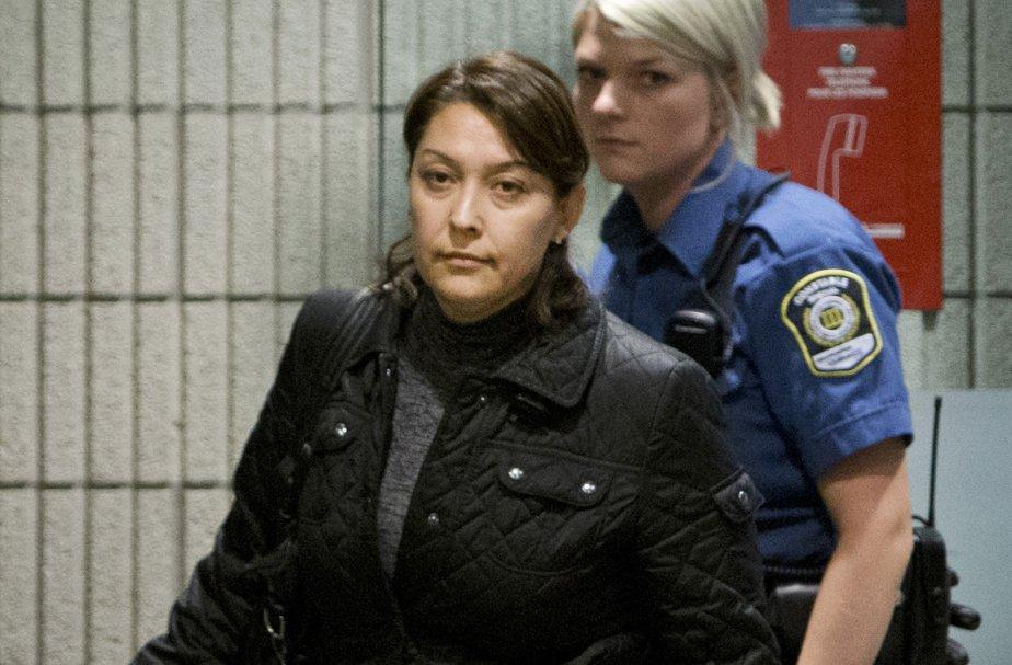 Johra Kaleki, accusée de tentative de meurtre.... (Photo: Robert Skinner, La Presse)