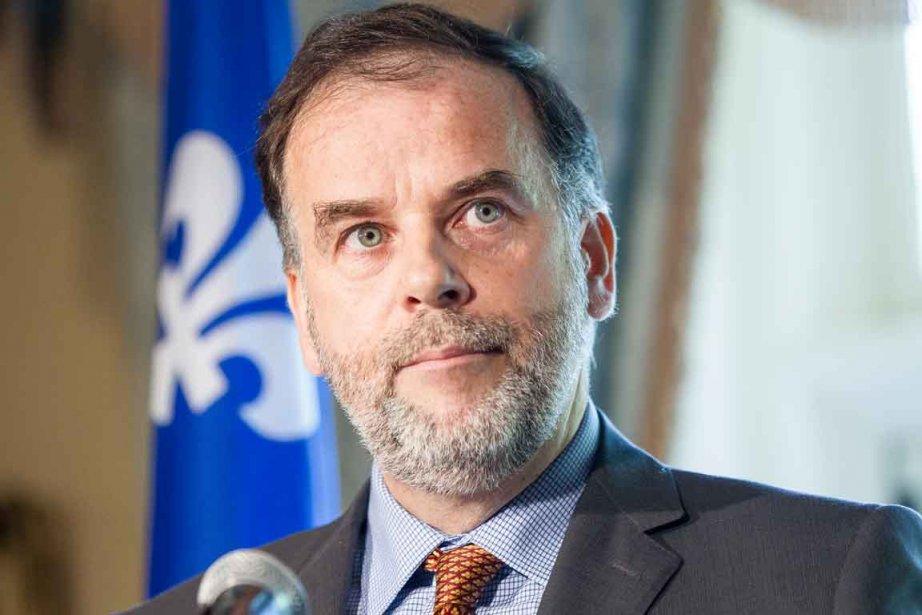 Si le ministre de l'Enseignement supérieur Pierre Duchesne... (Le Soleil)