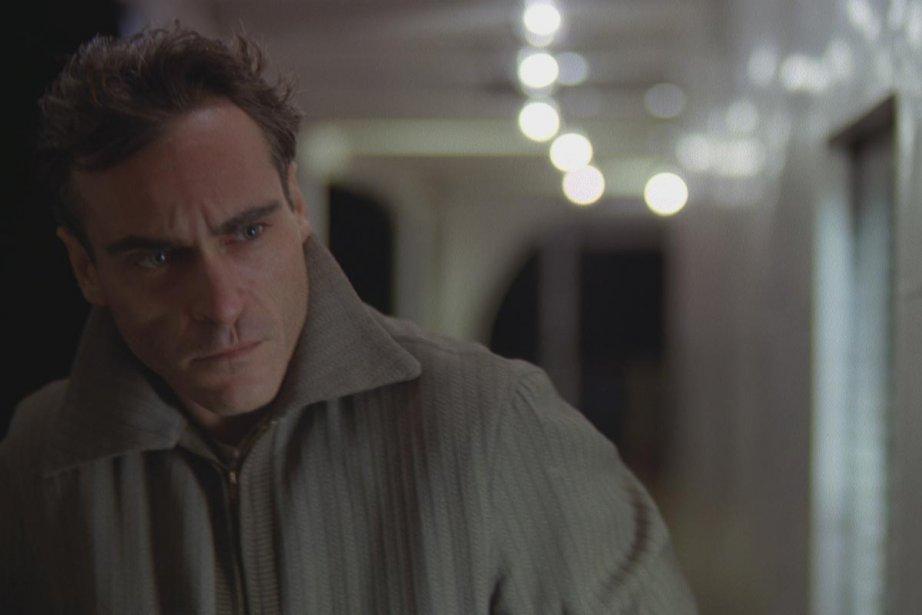 Dans The Master, Joaquin Phoenix joue une scène... (Photo: fournie par TWC/E1/Films Séville)
