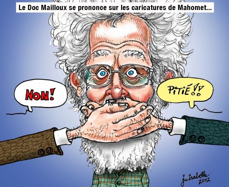 Caricature du 5 octobre | 5 octobre 2012