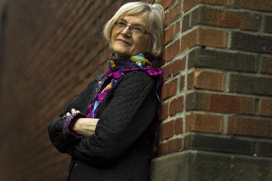 Louise  Desjardins... (Photo: Martin Chamberland, La Presse)