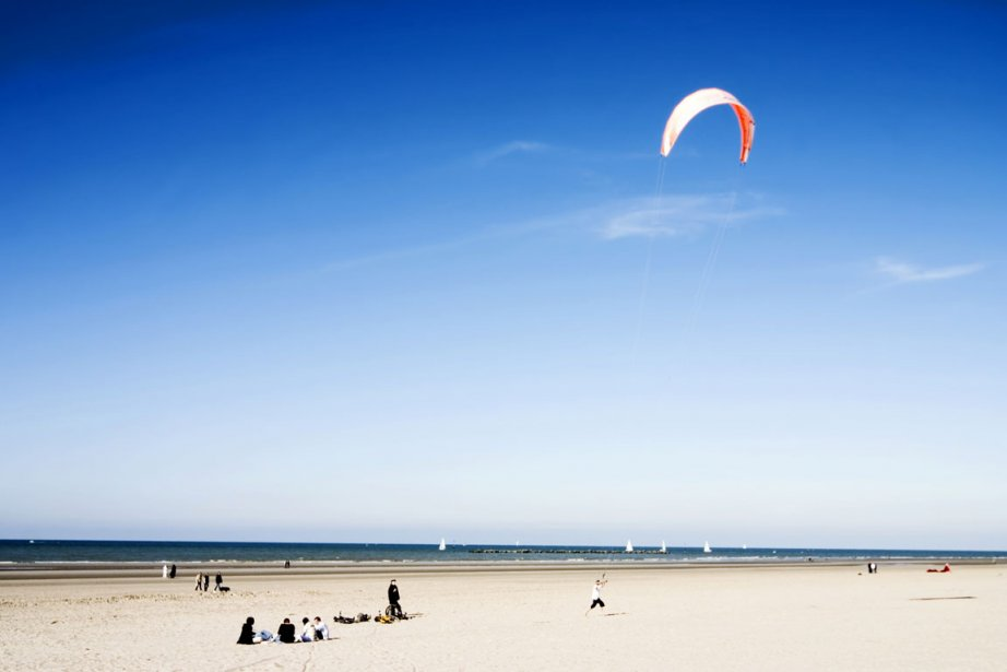Sur la plage de Dunkerque, des courses de... (Photos.com)