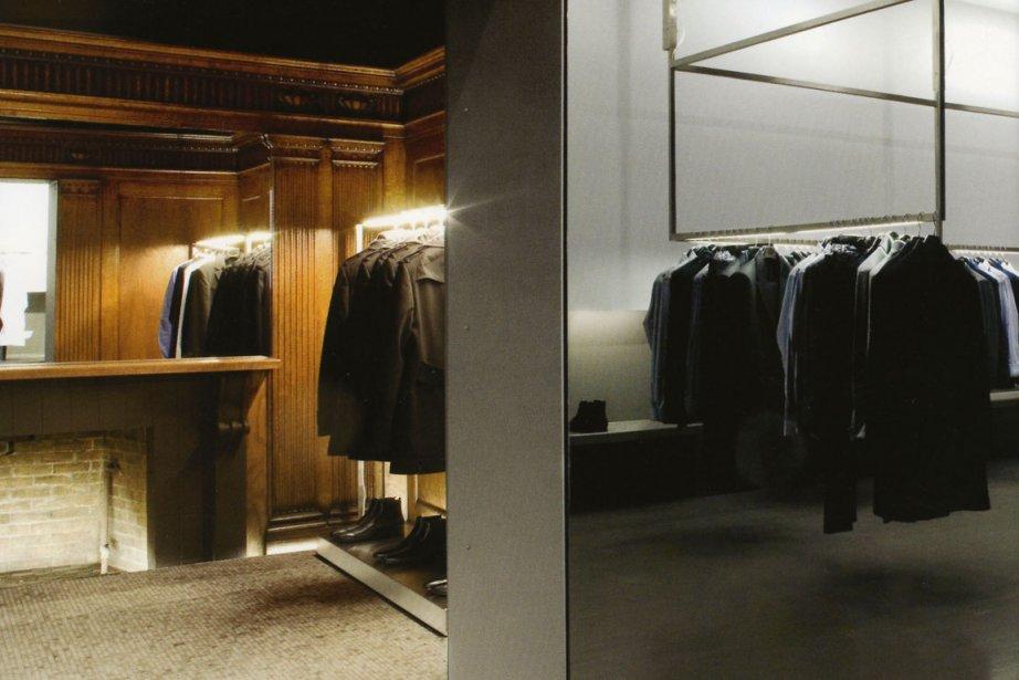 Design architectural de Gilles Saucier.... (Photo tirée du livre «Design?»)