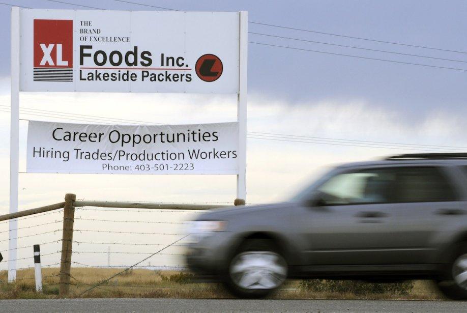 Les récents rappels de produits du boeuf de... (PHOTO LARRY MACDOUGAL, LA PRESSE CANADIENNE)