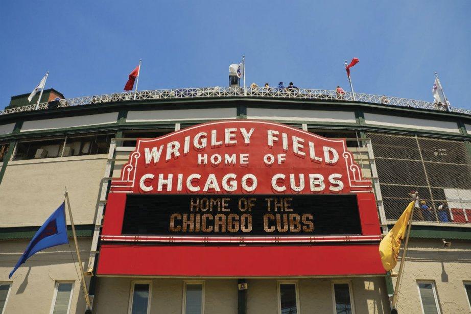 Le mur de briques sera rapproché de trois... (Photo fournie par la Chicago Architecture Foundation)