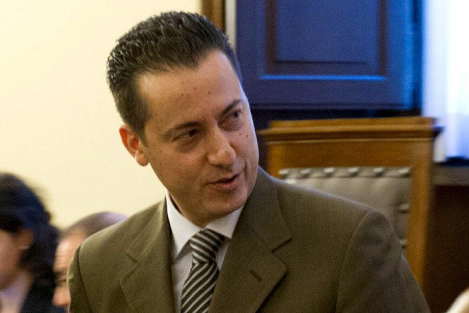 Le Tribunal a condamné Paolo Gabriele à trois... (Photo : AP)
