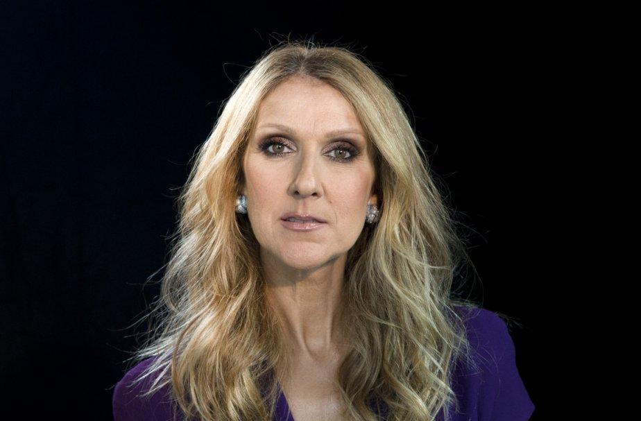 Céline Dion.... (Photo: Robert Skinner, La Presse)