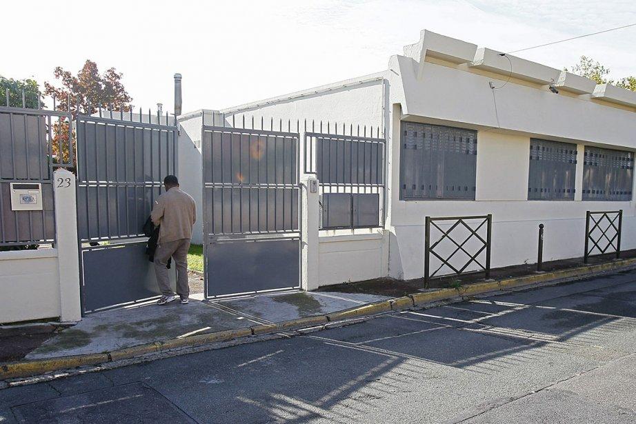 Une synagogue a été visée par des tirs... (Photo: AP)