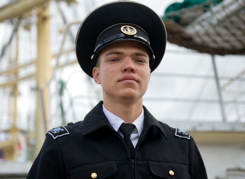 Sur le voilier russe Kruzenshtern | 7 octobre 2012