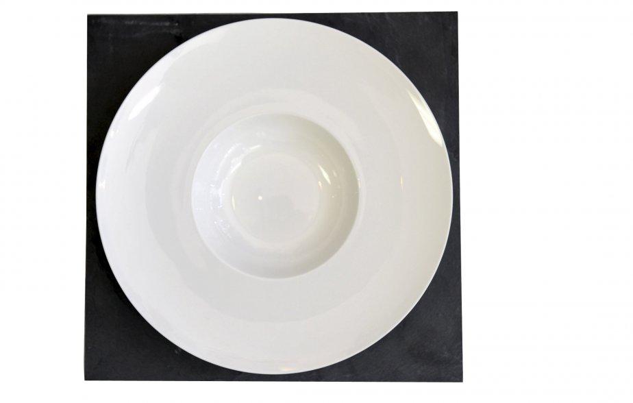 Assiette gourmet en porcelaine et ardoise, 36$ et 25$ chez Lucie Côté Cuisine, 680 rue Saint-Joseph Est, Québec, 418 948-4098 | 8 octobre 2012