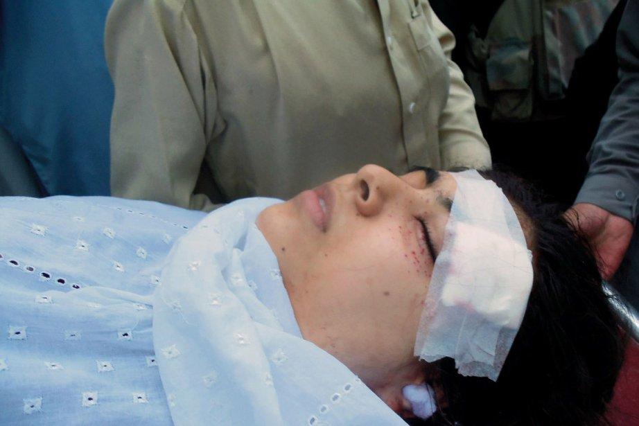 Malala Yusafzai... (Photo: AFP)