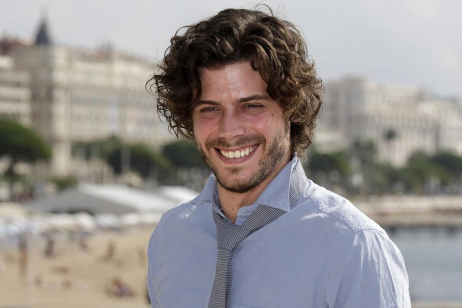 L'acteur québécois François Arnaud (Les Borgia) a foulé... (Photo: Reuters)