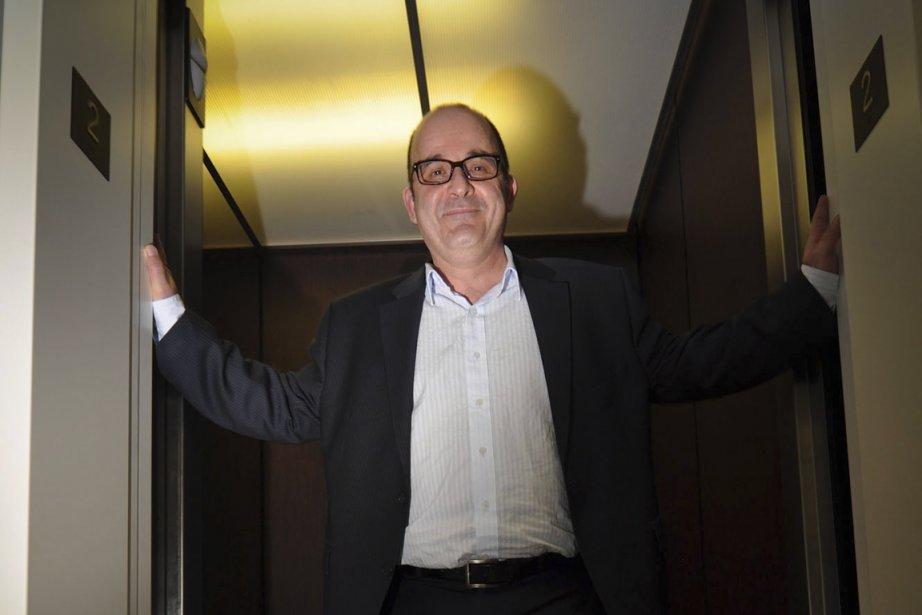 Sylvain Tessier, président de ST Marketing.... (PHOTO ÉMILIE O'CONNOR, LE NOUVELLISTE)