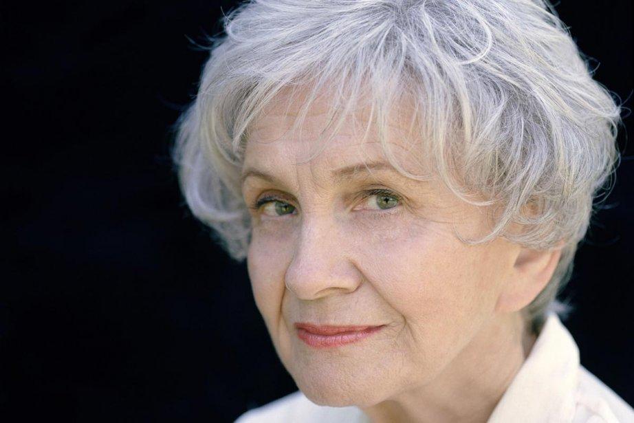 La Canadienne Alice Munro, auteur de nouvelles, un... (Photo AFP)