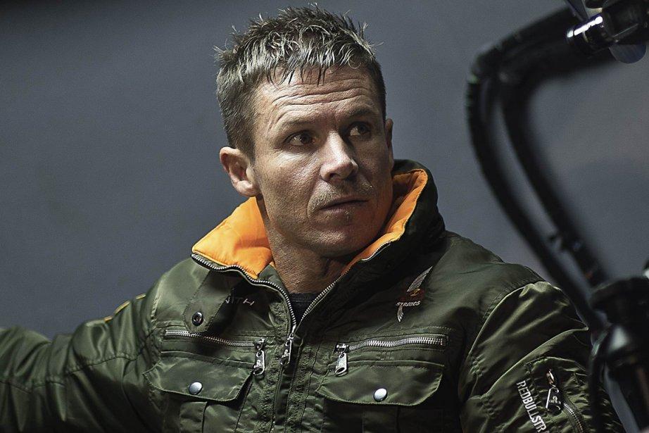Felix Baumgartner... (Photo AFP)