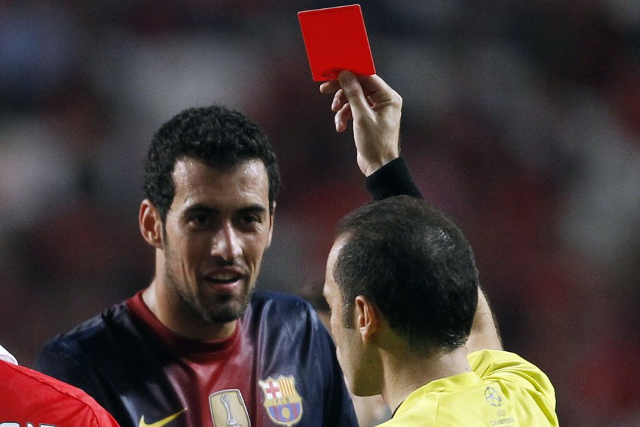 Sergio Busquets.... (Photo: Reuters)