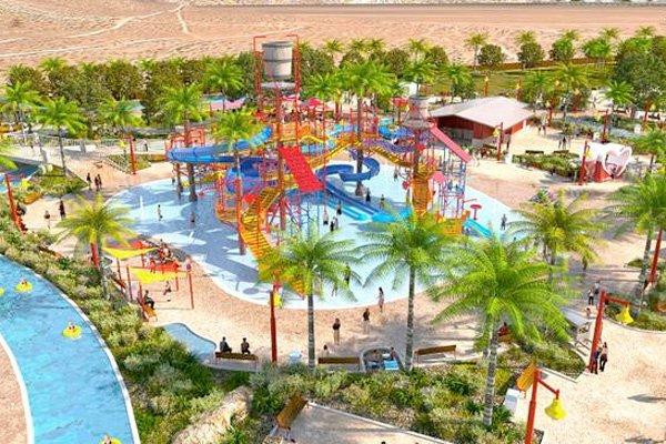 Voilà à quoi devrait ressembler le futur parc...