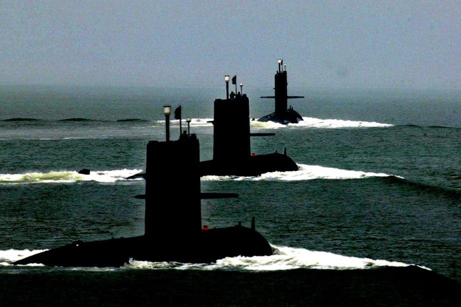 Les forces spéciales du Canada et des États-Unis... (Photo archives Reuters)