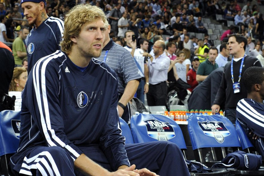 Dirk Nowitzki... (Photo: Reuters)