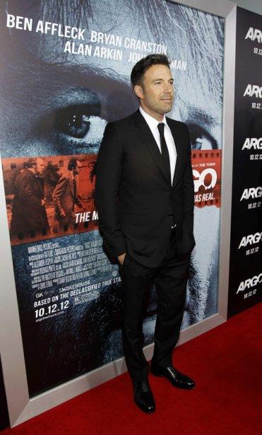 Ben Affleck, réalisateur et producteur d'Argo. | 10 octobre 2012