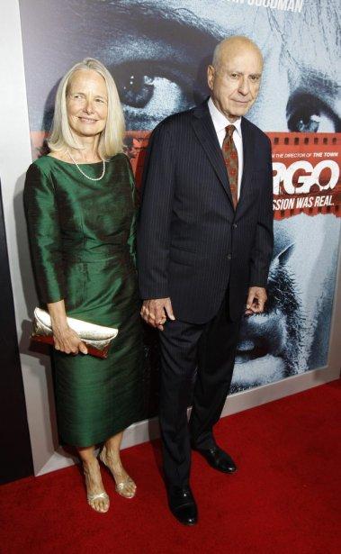 Alan Arkin et sa femme Suzanne | 10 octobre 2012