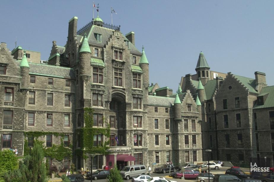 L'hôpital Royal-Victoria a ouvert ses portes en 1893.... (Photo archives La Presse)