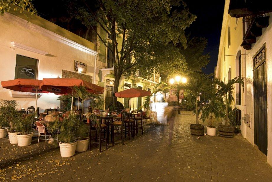 La ville de Santo Domingo fait penser à... (Photo fournie par l'Office de tourisme de la République dominicaine)