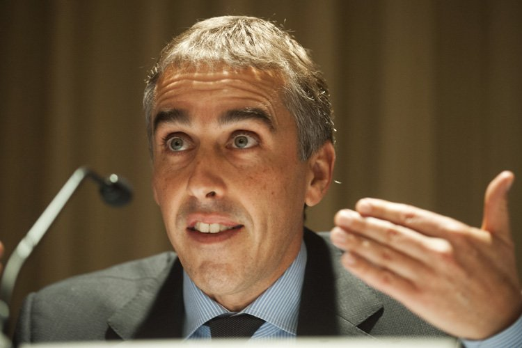 Le ministre des Finances, Nicolas Marceau.... (Photo: PC)
