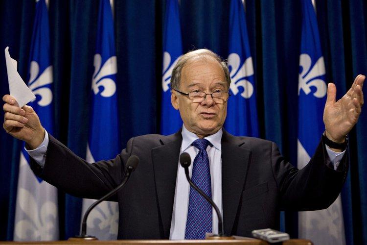 S'il était élu chef, Raymond Bachand pourrait vite... (Photo: PC)