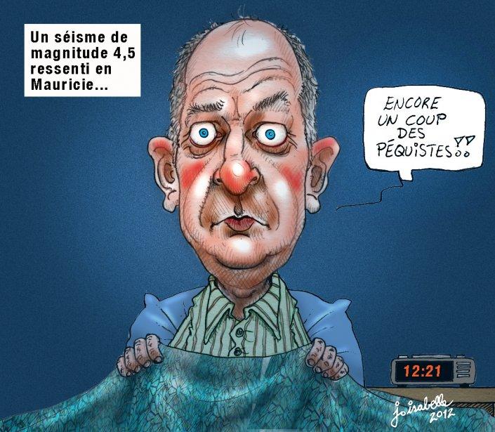 Caricature du 11 octobre | 11 octobre 2012
