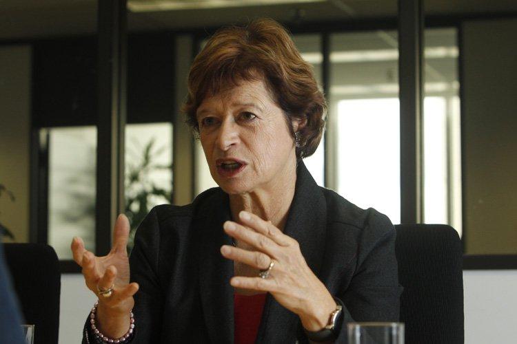 Marie Malavoy... (Photo: Martin Chamberland, La Presse)
