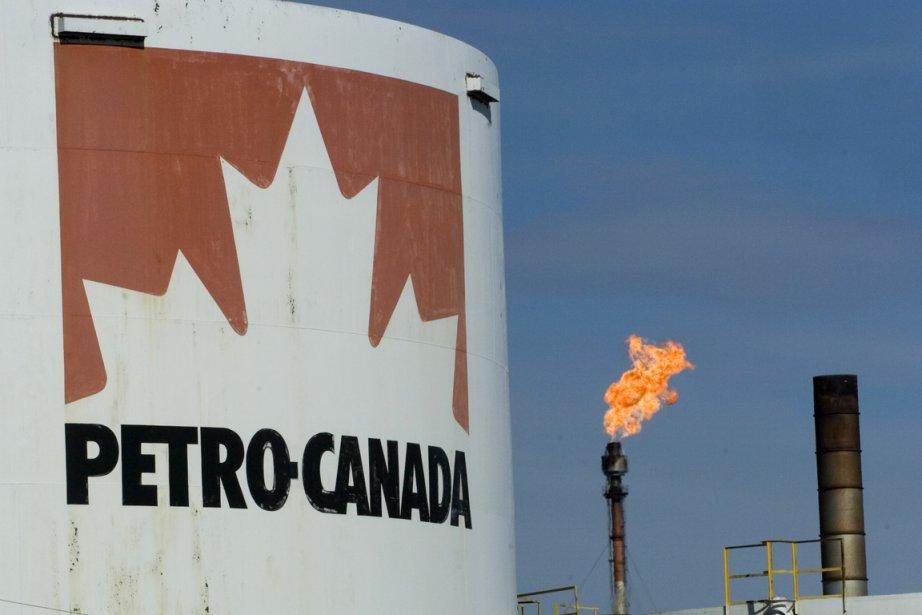 Plus de 20 000 litres de carburant ont... (Photo Ivanoh Demers, archives La Presse)
