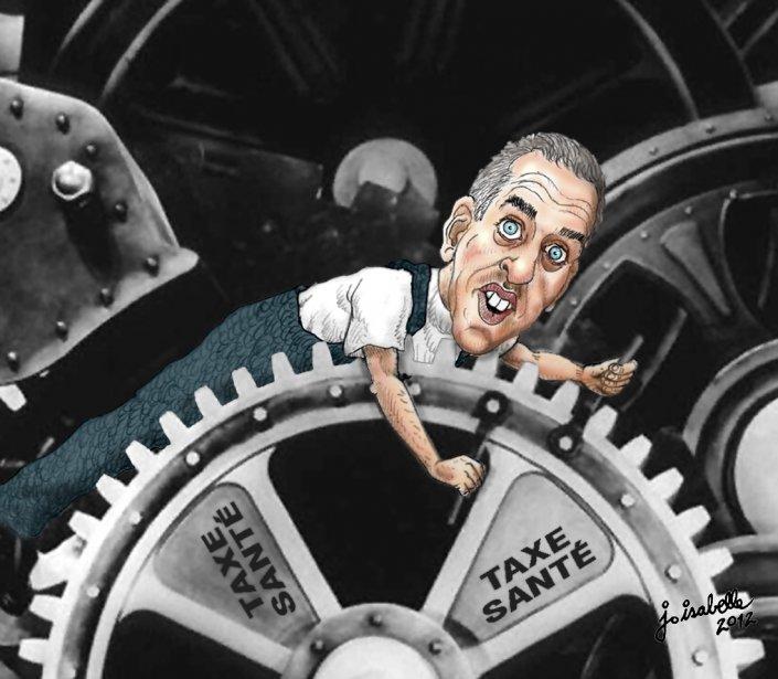 Caricature du 12 octobre | 12 octobre 2012