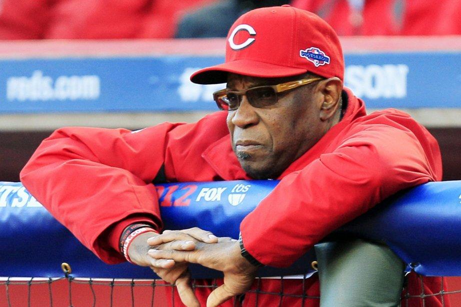 Le gérant des Reds de Cincinnati, Dusty Baker.... (Photo: AP)